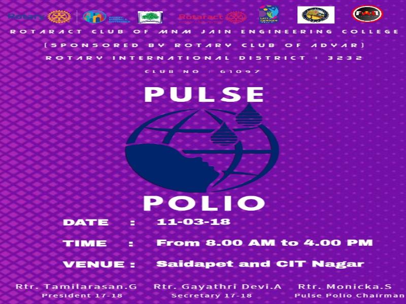 Rotaract Polio Poster vector graphic-designer graphic designer icon hittheart website ui ux illustration illustrator web art design animation branding typography hit the art officialhittheart magesh raja mageshraja