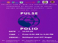 Rotaract Polio Poster