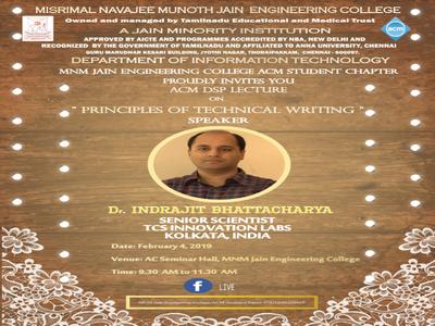 Technical Event Invitation