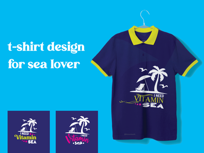 Sea t-shirt design sea t shirt typography sea t-shirt sea lover t-shirt design for sea sea t-shirt t-shirt design t shirt t-shirt
