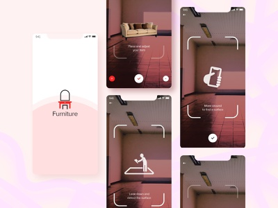 Furniture AR Application | Augmented Reality App Design ar home ar home apps furniture ar apps ar apps augmented reality ui design muntasir billah itsmuntasirb app design ar ux design ar ui design ui design ar furniture app design furniture app design augmented reality app design augmented reality ar app design