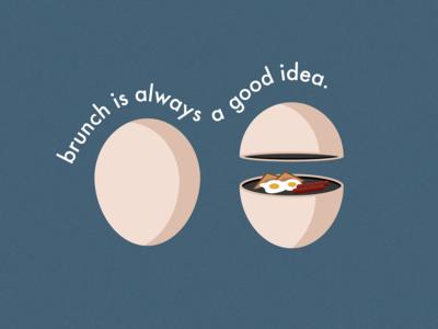 Brunch + Eggs