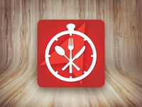 LunchTimer Icon