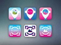 Scenic Icons