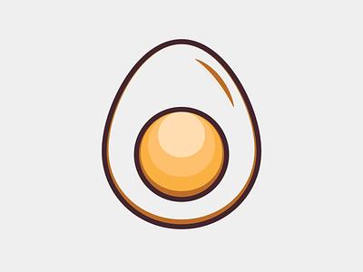 Eggy logodesign logo graphic design logo graphic design eggdesign egglogo illustration icon design