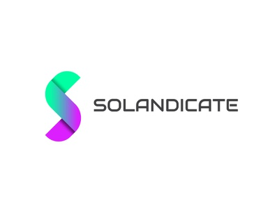 Solandicate badge badgelogo branding illustration logo icon design