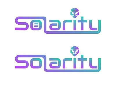 Solarity logodesign badge badgelogo branding illustration logo icon design