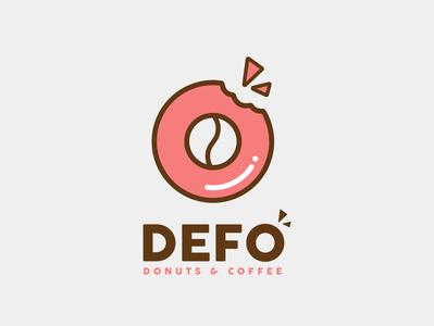 Defo, Donuts & Coffee
