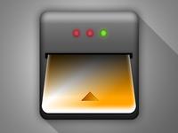 Hotel Keycard Icon