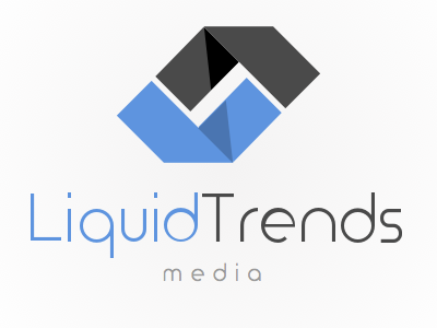 Liquid Trends Media Logo logo