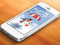 Puffin Drop - iOS Game