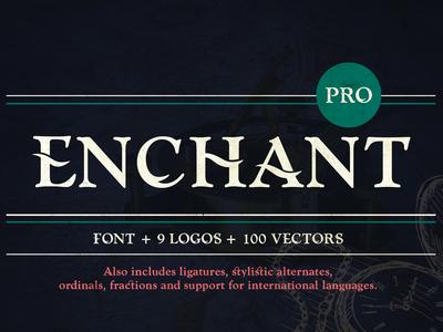 Enchant Font & Extras