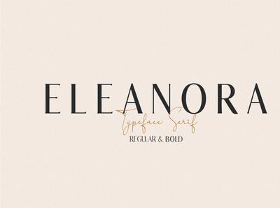Eleanora - Modern Serif Font