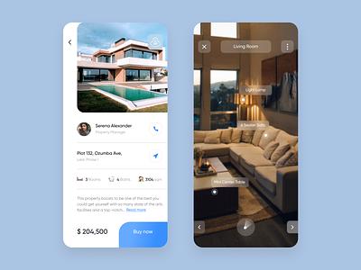 Real Estate App houses apartment apartments rent rental app rental maps real estate realestate mobile ui design mobile app application app design ux uxdesign uiux uidesign ui