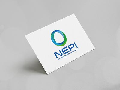 Nepi branding design brand identity modern corporate business logo