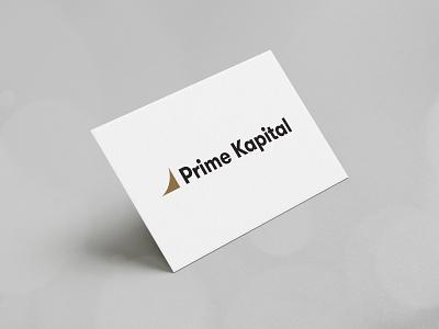 Prime Kapital branding design brand identity modern corporate business logo