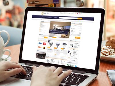 Ledout ecommerce symfony ecommerce symfony design e-commerce ui