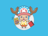 Chopper Dribbble