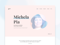 Michelapia.com - Website