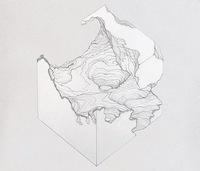 Folded Terrain No.1b