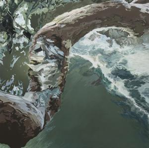 De Humanised Landscape  Verse  landscape painting art