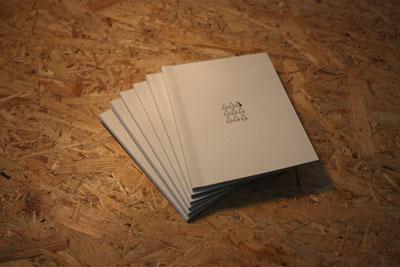 Art book stack