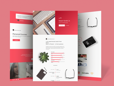 CV  Website