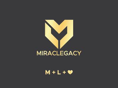 Miraclegacy Logo logo