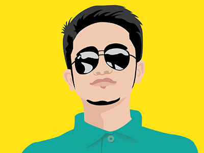 Vector Potrait