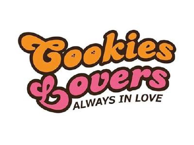 Cookies Lovers logo vector logo