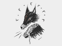 Daily 027 - Snark of the Wolf