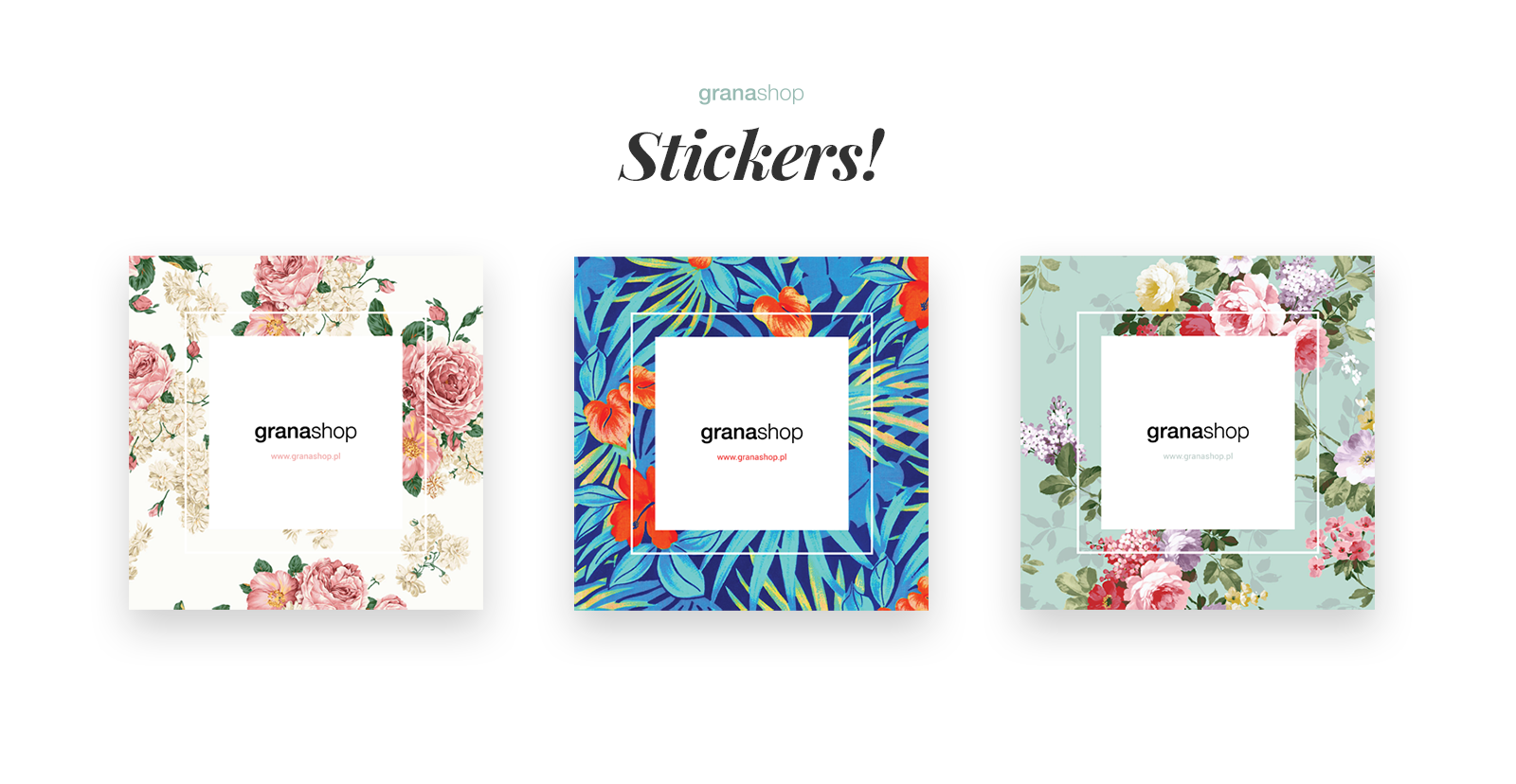 Stickers granashop