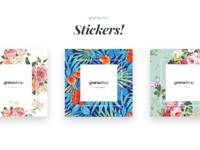Stickers granashop