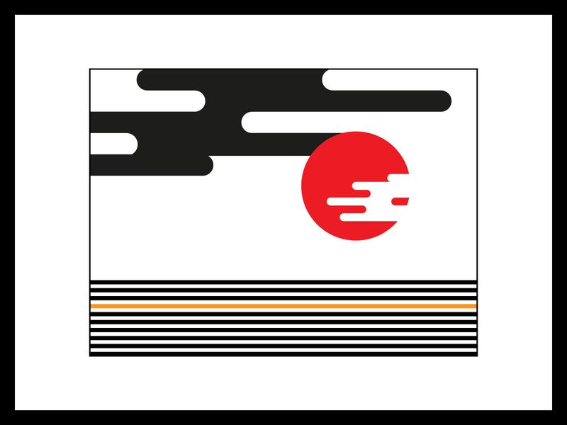 Movement vector graphic design illustrator design flat design illustration