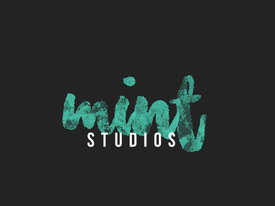 Mint logo concept design branding logos logo logo design graphicdesign design