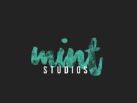 Mint logo concept design