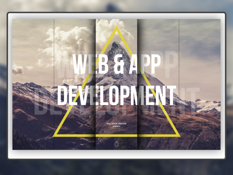EvoxLab web design & development