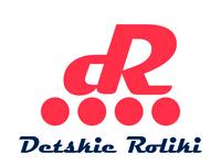 Logo design for Detskie Roliki