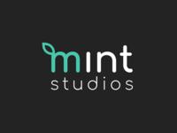 Logo concept design for Mint studios #1