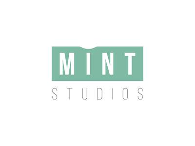 Logo concept design for Mint studios #2