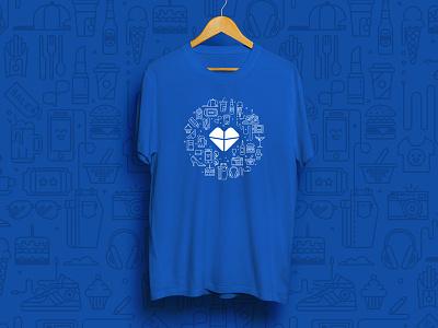 Favio T-shirt app illustration merch tshirt