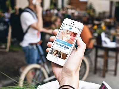 Favio App Teaser android ios ui design app