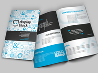 Display Block company brochure
