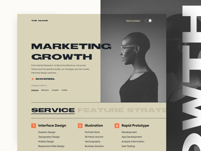 HLOOK Web Exploration 2021 texture travel typogaphy agency website website design web design homepage design branding webdesign landing page homepage website turjadesign dribbble