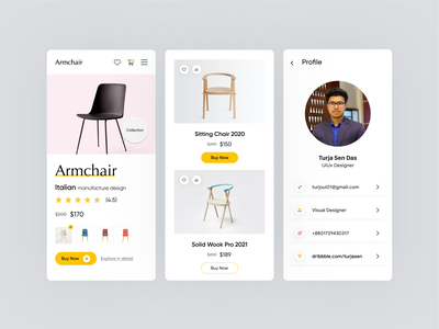 Armxhair Responsive 2021 dribbble best shot dribbblers chair design product design homepagedesign agency website website design web design branding webdesign dribbble homepage design homepage landing page website turjadesign