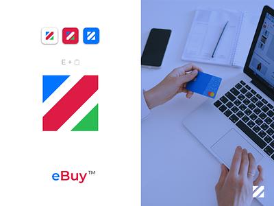 eBuy | Logo Design | Brand Identity logomark logo designer e logo e letter business card digitalart logos logo design logo logodesign branding design branding brand identity design brand identity logotype