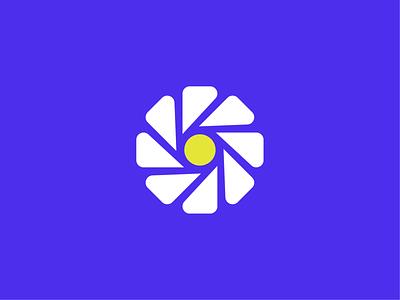 Flowering | Logo & Brand Identity plant flowering icon symbol flat minimalist minimal modern nature flower logo visual identity logo design logodesign logos logomark brand identity logo design logotype branding