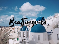 Beattingvile - Free Beautiful Script Font