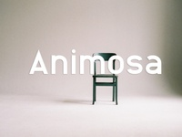 Animosa   Free Font Family