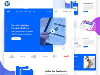 Free Simple Multipurpose Web Template